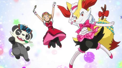 Pokemon XY_Serena Showcase