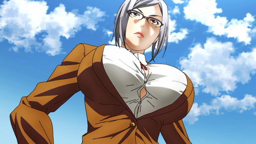 Meiko Shiraki from Prison School is one of the 20 Extremely Hot Anime Girls Who Will Blow Your Mind
