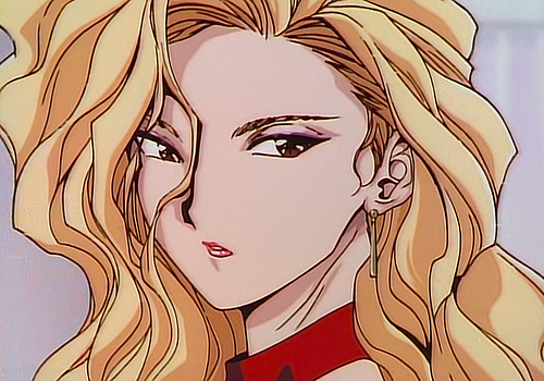 Madame President from Golden Boy is one of the 20 Extremely Hot Anime Girls Who Will Blow Your Mind