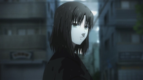 shiki ryougi Kara no Kyoukai 1: Fukan Fuukei Top 20 Anime Girls with Brown Hair