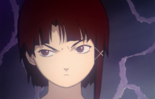 Lain Iwakura - Serial Experiments Lain Top 20 Anime Girls with Brown Hair