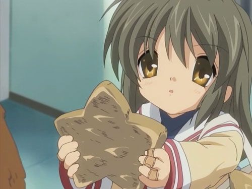 ibuki fuuko clannad Top 20 Anime Girls with Brown Hair
