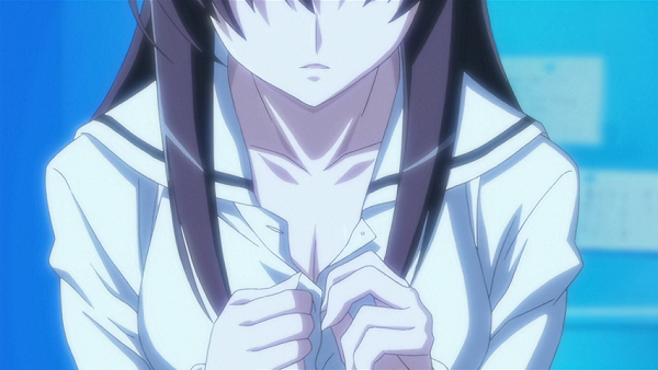 Aki-Sora Kiss Aki Aoi