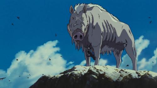 [Princess Mononoke (Mononoke Hime)] - Okkoto