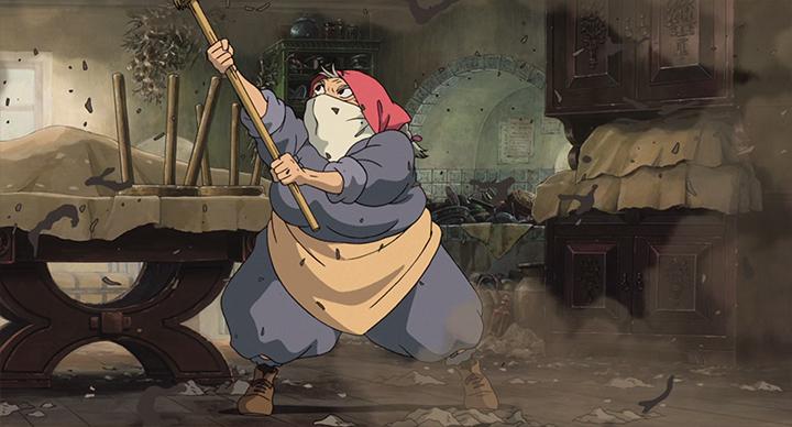Howl no Ugoku Shiro Sophie Hatter