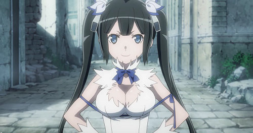 Hestia is one of the 20 Extremely Hot Anime Girls Who Will Blow Your Mind