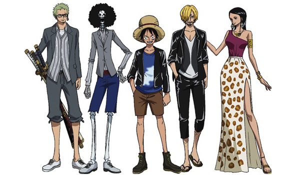 One Piece - A|X Armani Exchange