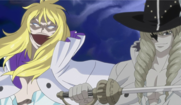 One Piece Facts - Cavendish