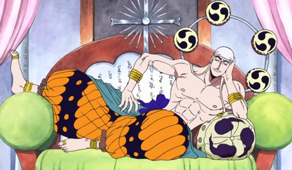 One Piece Facts - Enel