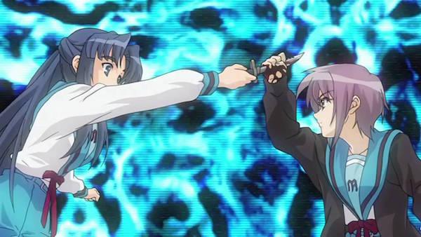 Nagato vs Asakura