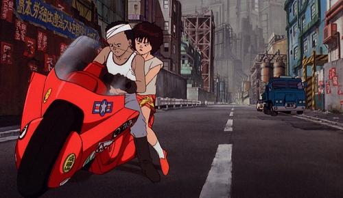 Akira, Tetsuo Shima, Kaori