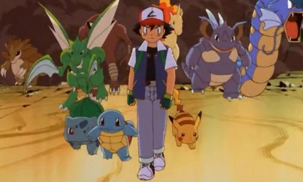 Sad Anime Ash Pikachu Pokemon: the first movie mewtwo no gyakushuu