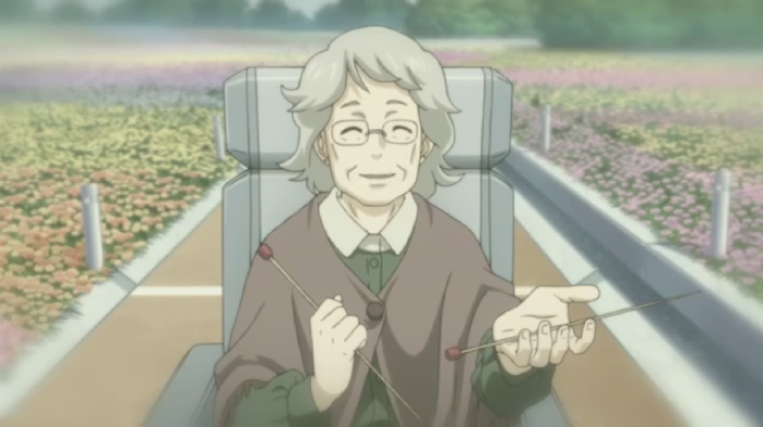 No.6 Safu's Grandma