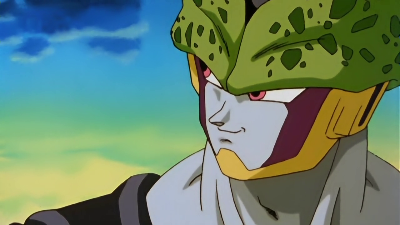 Dragon Ball Z Kai - Cell
