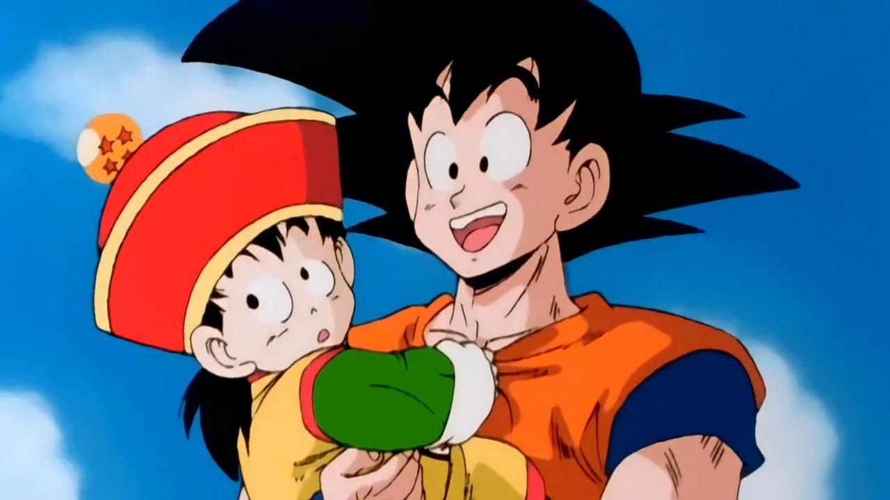 Dragon Ball Z Kai - Goku Gohan