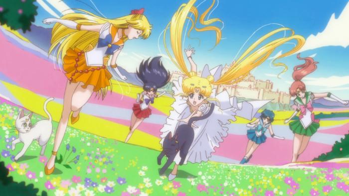 Bishoujo Senshi Sailor Moon Crystal: Usagi Tsukino