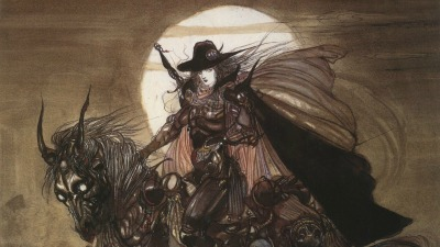 25 Dark Anime Vampire Hunter D