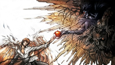 25 ark Anime Death Note