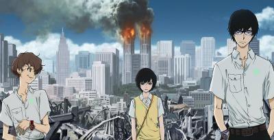 25 Dark Anime Zankyou no Terror