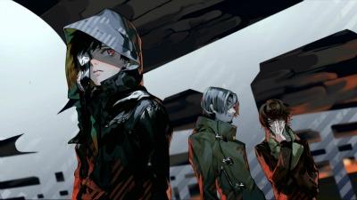 25 Dark Anime Tokyo Ghoul