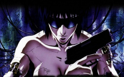 25 Dark Anime Ghost in the Shell