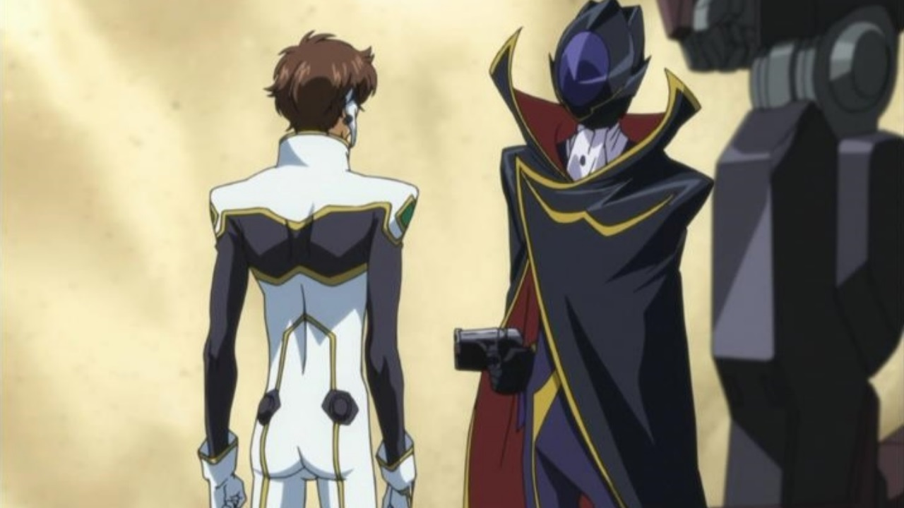 Code Geass Butt