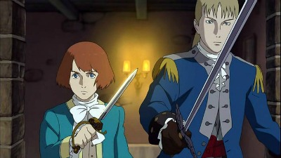25 Dark Anime Le Chevalier D'eon