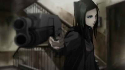 25 Dark Anime Ergo Proxy