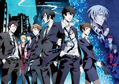 25 Dark Anime Psycho-Pass