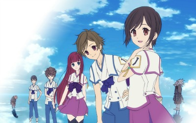 25 Dark Anime Shinsekai Yori (From the New World)