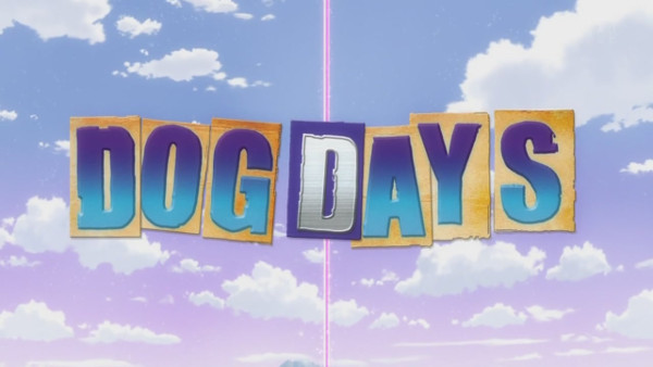 Dog Days Title 01