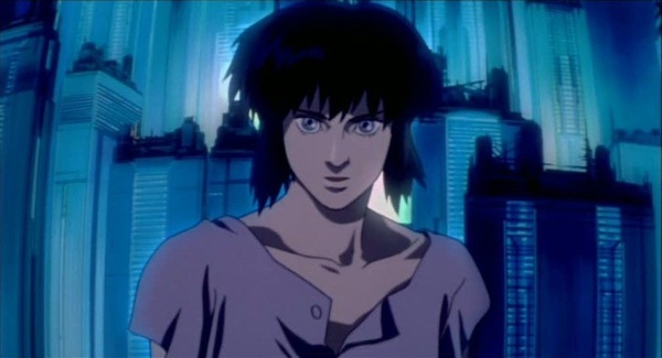 Ghost in the Shell Cool anime Motoko Kusanagi