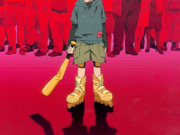 Paranoia Agent Cool anime