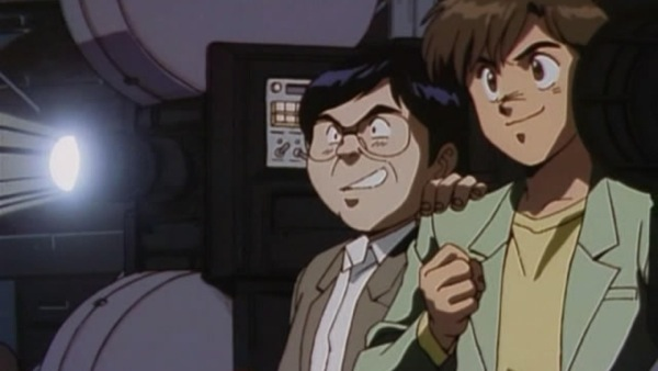Otaku No Video Cool anime Ken Kubo Tanaka