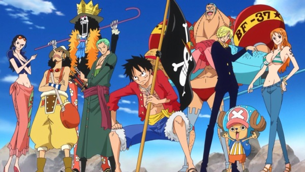 One Piece Cool anime
