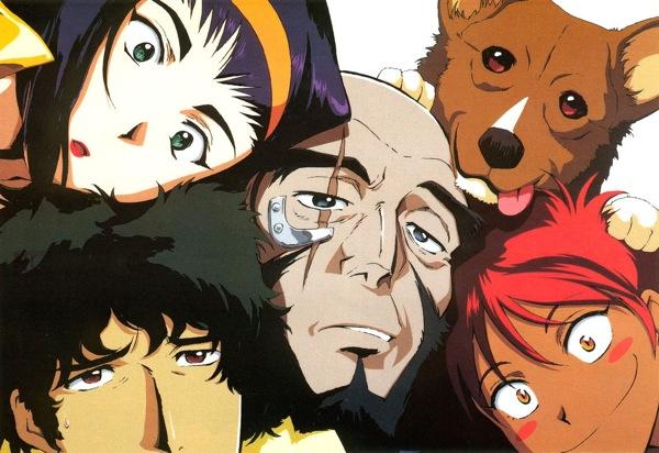 Cowboy Bebop Cool anime Faye Valentine, Spike Spiegel, Edward Wong