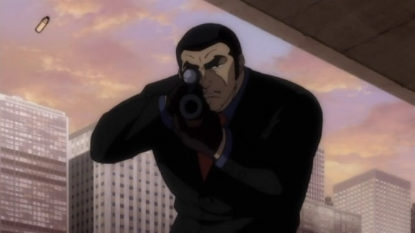 Golgo 13 Cool anime