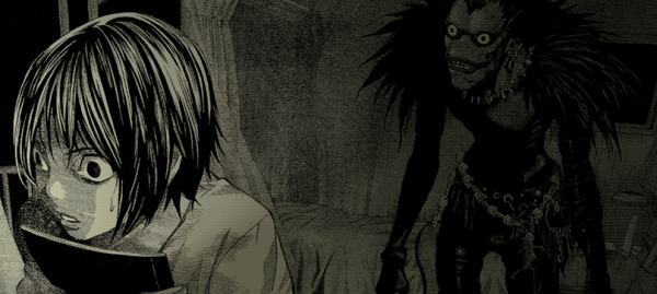 Death Note Facts Death Note Episode 0 Taro Kagami Ryuk