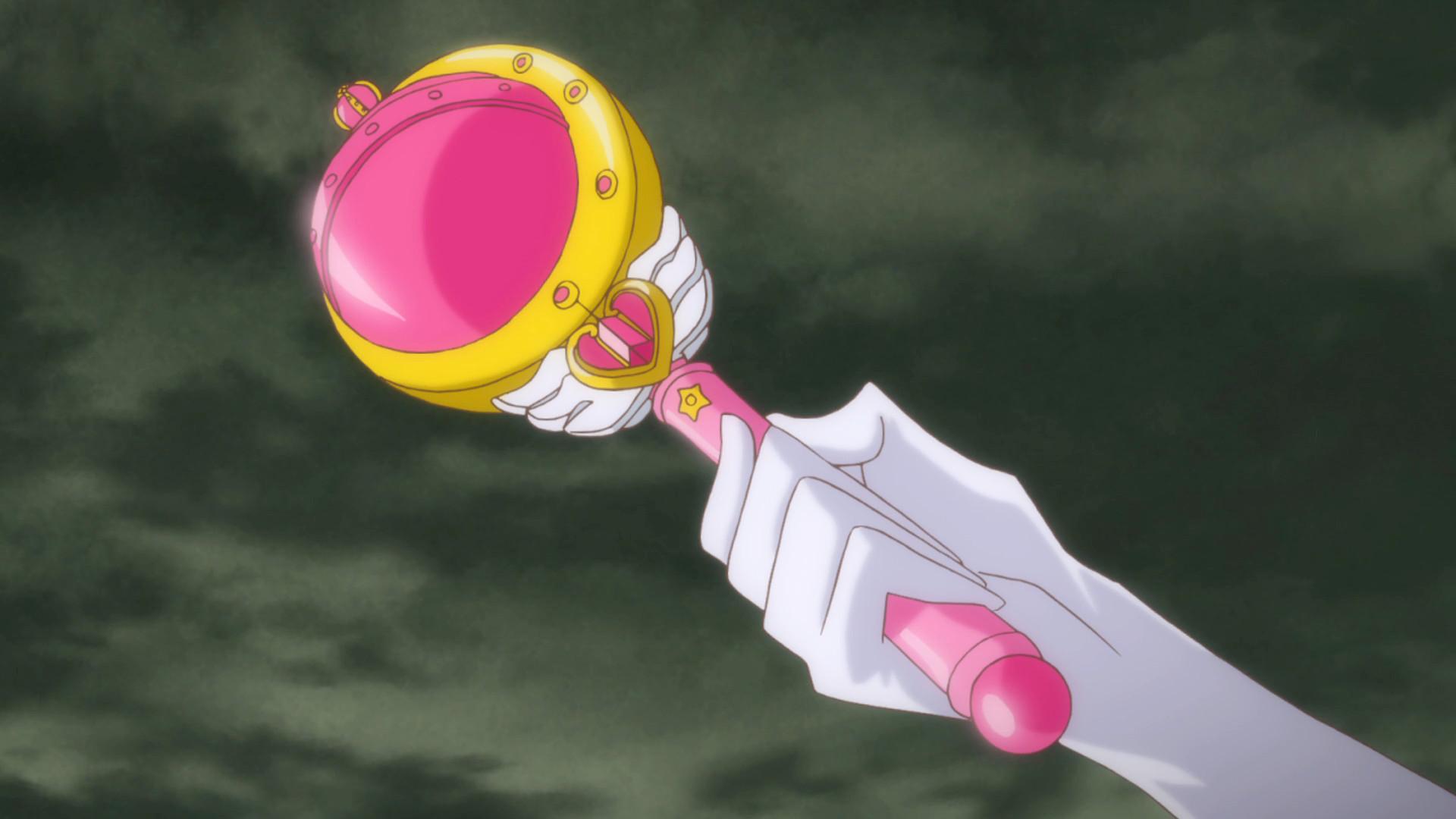 Sailor moon crystal wand