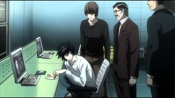 Death Note Facts Death Note L Lawliet Light Yagami Soichiro Yagami Kanzo Mogi