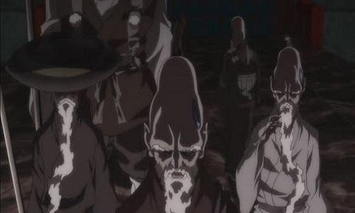 Afro Samurai, Empty Seven Clan