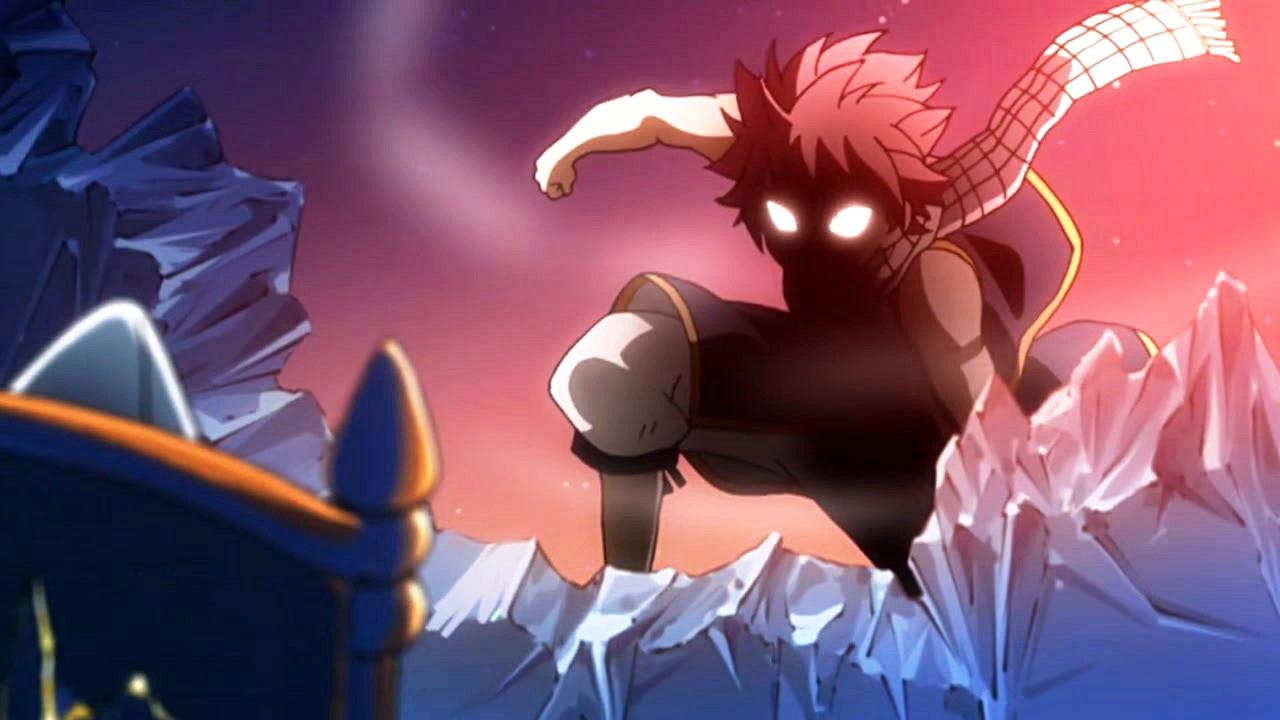 Fairy Tail Natsu Dragneel 3