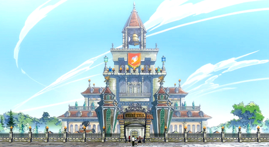 Fairy Tail Guild 2