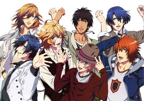Uta no Prince-sama: Maji Love 1000% bishounen anime