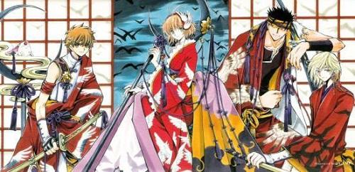 Tsubasa Chronicles bishounen anime