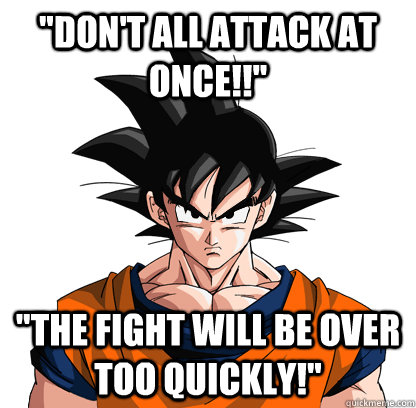 Dragon Ball Z memes are hilarious!