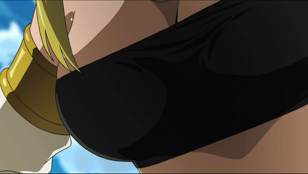 Anime Oppai Anime Boobs Akame ga Kill! Leone