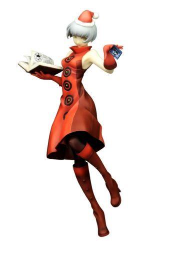 Persona 3 Ques Q Elizabeth Christmas Ver. Figure