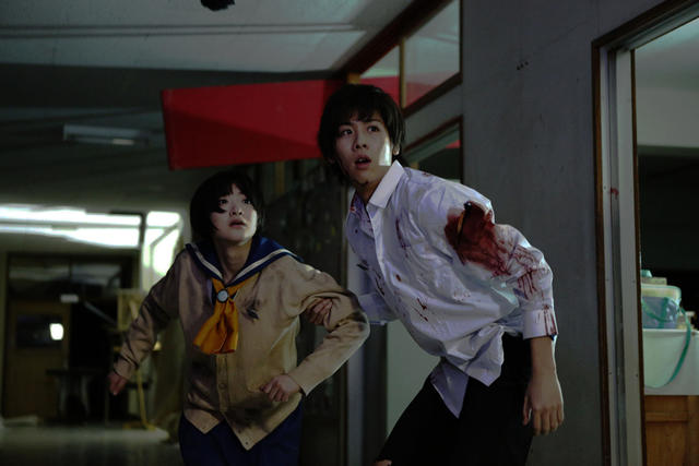Corpse Party live action movie screenshot