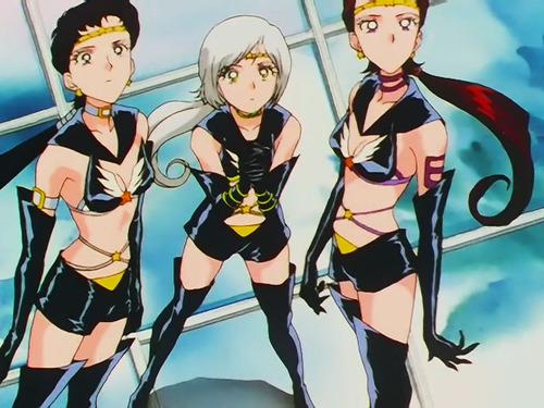 Bishoujo Sailor Moon, Sailor Starlights